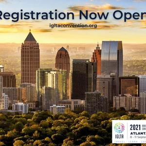 Register Now for IGLTA's 2021 Global Convention in Atlanta