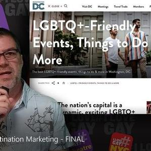 September 2021 Was All About LGBTQ+ Travel